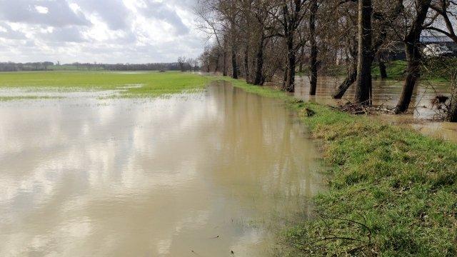 Le préfet de Seine-Maritime recommande aux riverains du fleuve de faire preuve de beaucoup de prudence ce week-end (Photo d'illustration)
