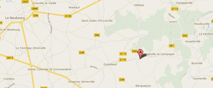 Un hangar agricole détruit par un incendie dans l'Eure : un acte criminel selon les gendarmes