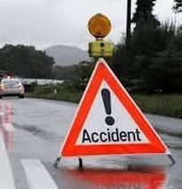 Circulation difficile sur l'A15, après un accident de poids lourd dans le Val d'Oise