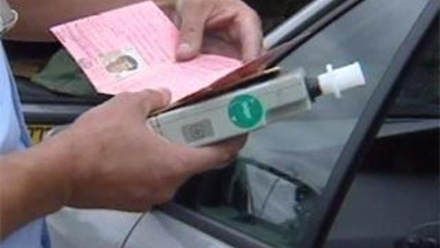 Vingt conducteurs contrôlés en état d'alcoolémie près de Rouen
