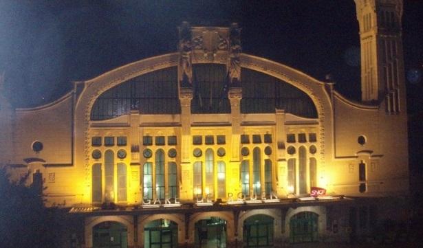 L'étudiante japonaise était venue passer la journée à Rouen pour faire du tourisme. Le soir venu, à la gare de Rouen, elle a raté le dernier train à destination de Paris. Elle a été abordée par son agresseur alors qu'elle retournait dans le centre ville en pleine nuit  (Photo DR)