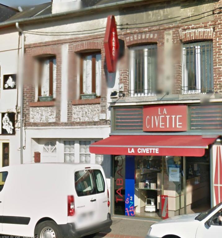 Près de Rouen, le gérant du bar-tabac tire sur le braqueur et le met en fuite