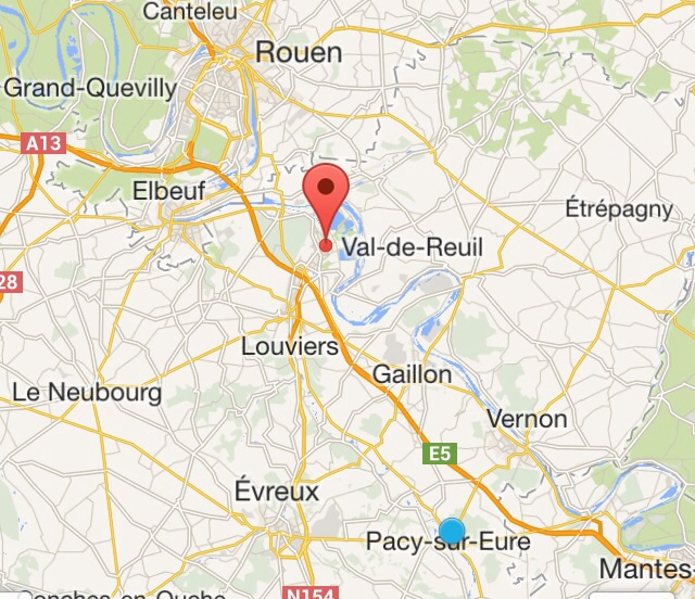 Mort mystérieuse d'une femme de 21 ans empalée sur une grille à Val-de-Reuil