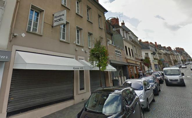 La bijouterie Noël est installée 19, rue de Vienne dans la partie commerçante du centre ville