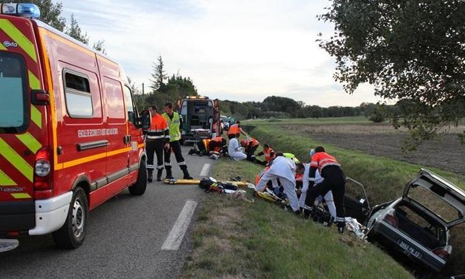 14 morts sur les routes de Seine-Maritime depuis le début de l'année, soit trois de plus que l'an dernier pour la même période (Photo d'illustration)