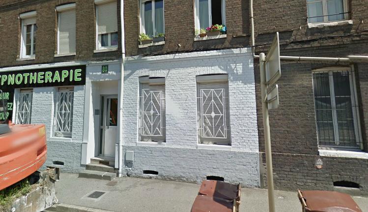 Le drame est survenu dans un appartement de cet immeuble situé 80, route de Bonsecours, à Rouen
