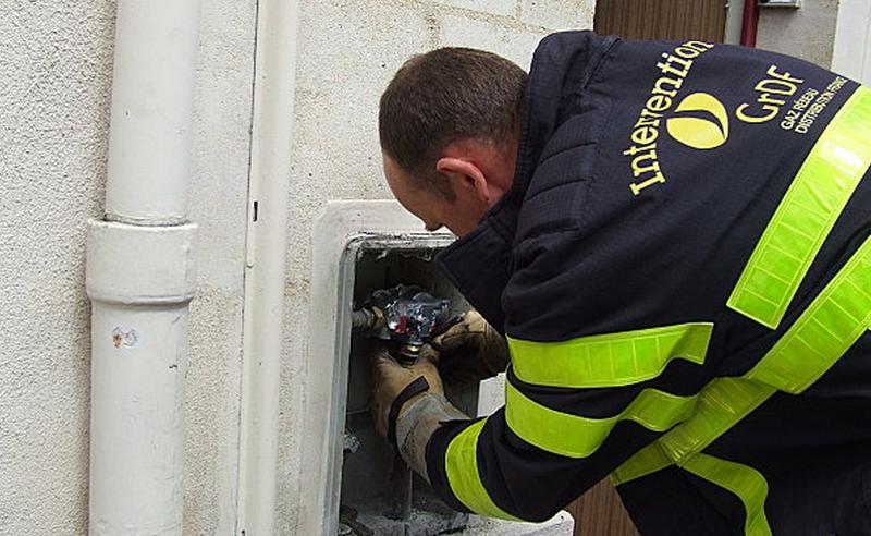 Les installations de gaz ont été inspectées minutieusement par les techniciens d'ErDF, aussi bien à l'intérieur qu'à l'extérieur du pavillon (Photo d'illustration)
