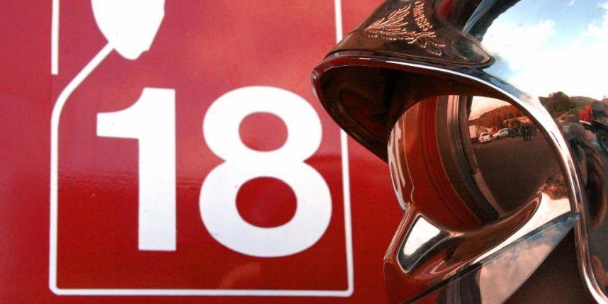 Le conducteur était décédé à l'arrivée des sapeurs-pompiers (photo d'illustration)