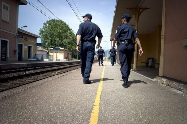 """Les différents services de police, gendarmerie et de sécurité de la SNCF travailleront """"main dans la main"""" (Photo d'illustration)"""