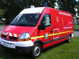 Le Havre : le voleur du camion de pompiers était ivre au volant et sans permis
