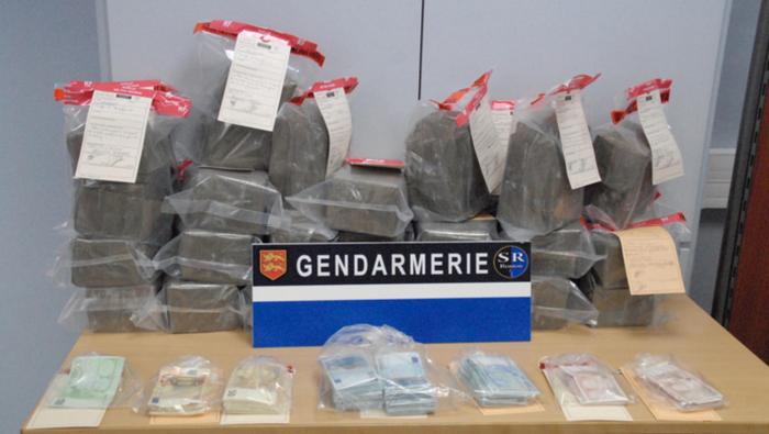 50 kg de drogue saisis sur les Hauts de Rouen par la gendarmerie