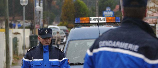 35 gendarmes ont été mobilisés jeudi matin à 6 heures sur les Hauts de Rouen (Photo d'illustration)