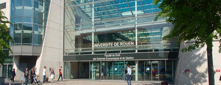 Droits d'inscription à l'université de Rouen : des exonérations sont accordées