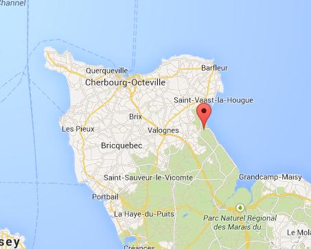 Un plongeur en apnée retrouvé inanimé ce soir au large de Quineville (Manche)