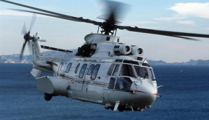 L'hélicoptère de la Marine nationale a survolé la zone de 19h20 à 22h, en vain (Photo d'illustration Mer et Marine)