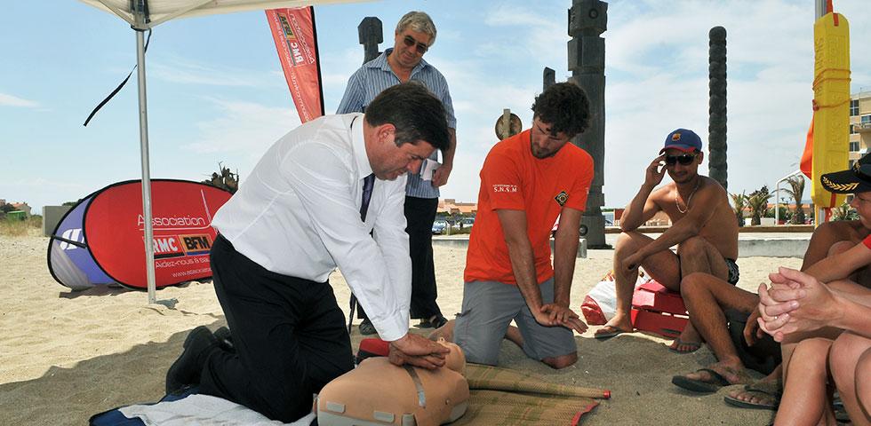 Plus de 50 000 personnes meurent chaque année en France d'un arrêt cardiaque (Photo DR)