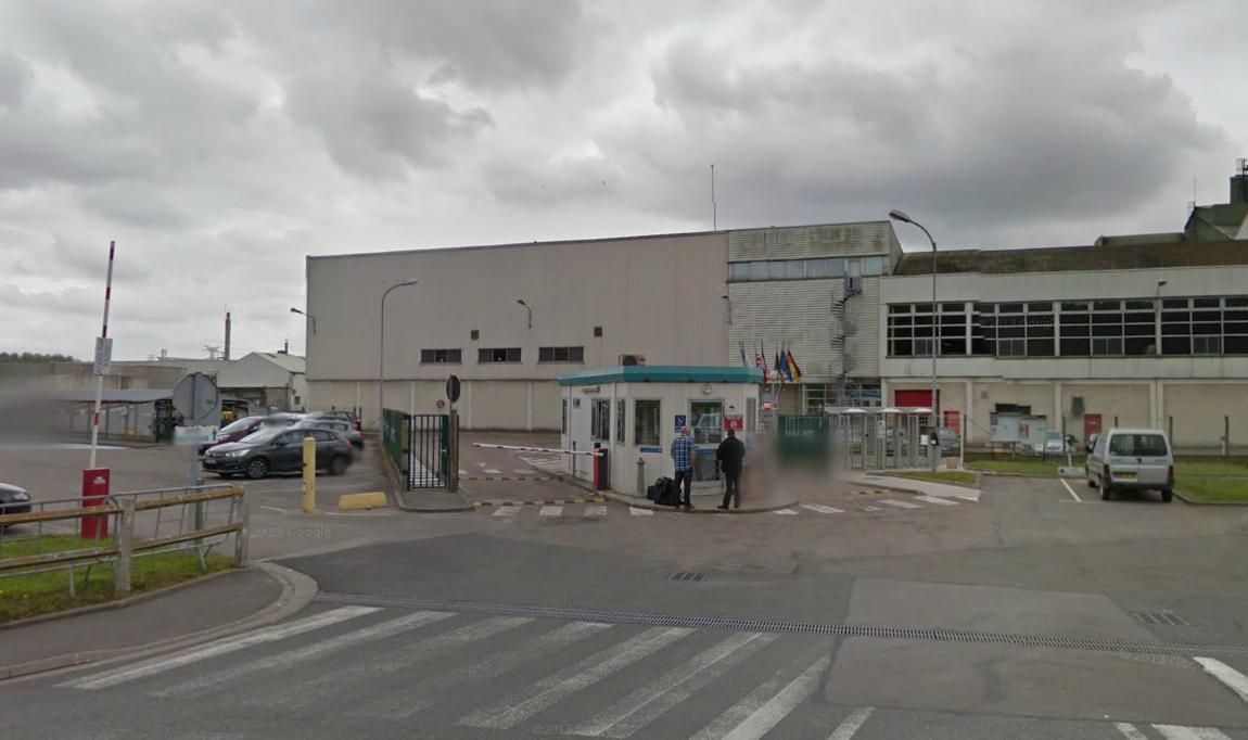 Une partie du carburant saisi a été volée dans l'enceinte de l'usine Saint-Gobain Desjonquères, à Mers les Bains, au cours du week-end des 16 et 17 juillet