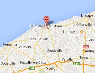 La poussette tombe à l'eau : le papa sauve son bébé de la noyade à Saint-Valery-en-Caux