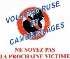 Les policiers étaient aussi faux que l'agent de la CREA qui a détroussé une vieille dame à Rouen