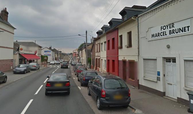 L'explosion s'est produite à l'arrière d'une maison de ville au 121, route de Dieppe, à deux pas du foyer Marcel Brunet (Photo d'illustration)