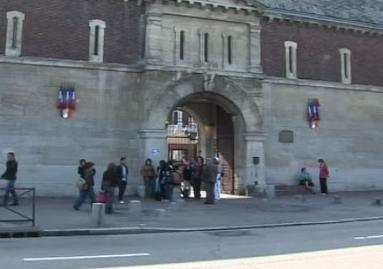 La maison d'arrêt Bonne Nouvelle à Rouen (Photo d'illustration)