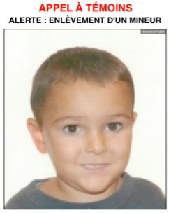 Enlèvement d'un enfant malade en Grande-Bretagne  : appel à témoin en France