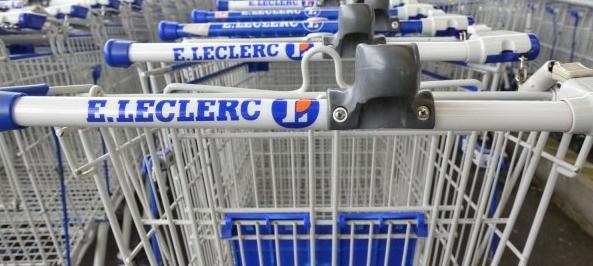 Le voleur s'intéressait aux porte-monnaie des personnes âgées qui faisaient leurs courses chez Leclerc à Saint-Sever (Photo d'illustration)