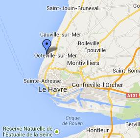 Un pêcheur retrouvé mort au pied des falaises à Octeville, près du Havre