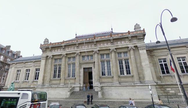 Le tribunal de Grande instance du Havre @Google Maps