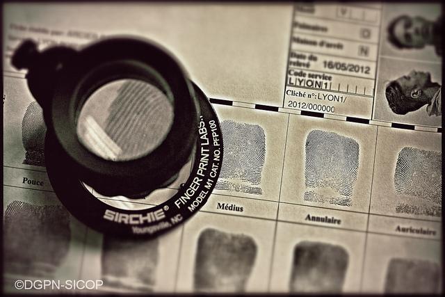 L'analyse d'une trace ADN sur une hache utilisée par les cambrioleurs a permis de confondre un homme déjà connu des services de police (Photo d'illustration DGPN)