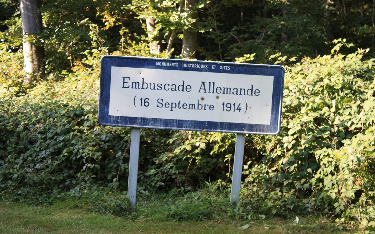 La Haute-Normandie célèbre le 100e anniversaire du combat de la Rougemare