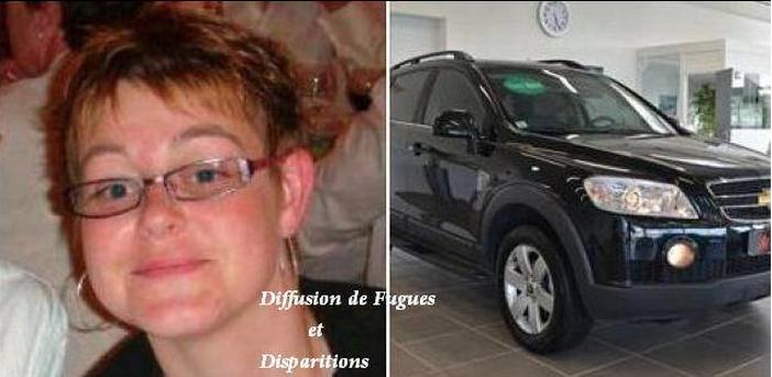 Diffusion de fugues et disparitions a publié un appel à témoin sur sa page Facebook