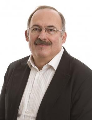 Jean-Luc Lecomte, secrétaire départemental du PCF de l'Eure