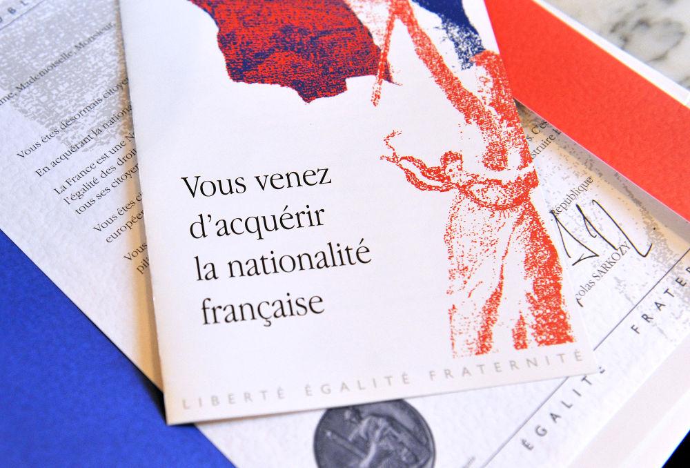 Cérémonie à la sous-préfecture des Andelys pour 18 nouveaux citoyens français
