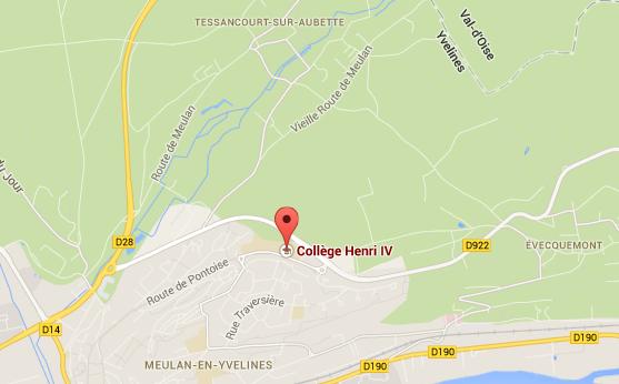 Yvelines : un collégien hospitalisé dans un état critique après avoir été fauché par une voiture à Meulan
