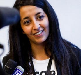 Karima Delli, députée européenne Nord-Ouest