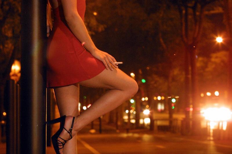 Prostituée au masculin