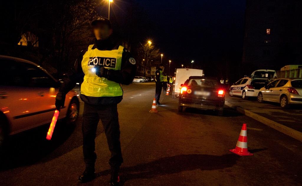 L'automobiliste a pris la fuite à la vue des policiers qui voulaient le contrôler à Guyancourt (Photo d'illustration DGPN)