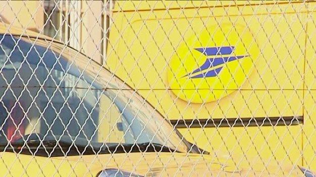 Les cambrioleurs ont pénétré dans les locaux du centre de tri  en fracturant une porte dérobée (Photo d'illustration)