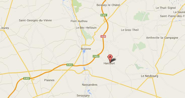 Les gendarmes de Bernay à la recherche d'un retraité de 73 ans disparu à Harcourt