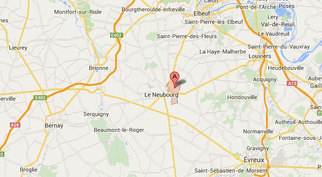 Trois habitations cambriolées le même jour à Crosville-la-Vieille, près du Neubourg