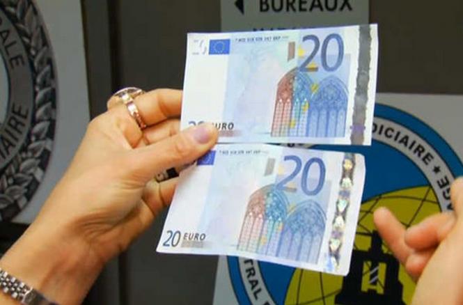 Des faux billets de 20 € saisis dans l'Eure : trois personnes interpellées
