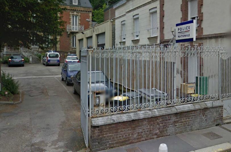 Le commerçant soupçonné de violences était toujours ce lundi soir en garde à vue au commissariat de Bolbec