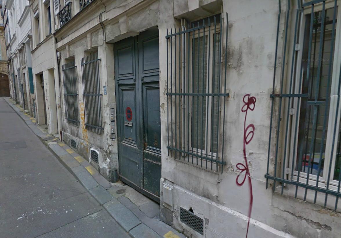 Les deux cambrioleurs, dont un habite sur place, ont été surpris dans les caves de cet immeuble au 40, rue Etoupée