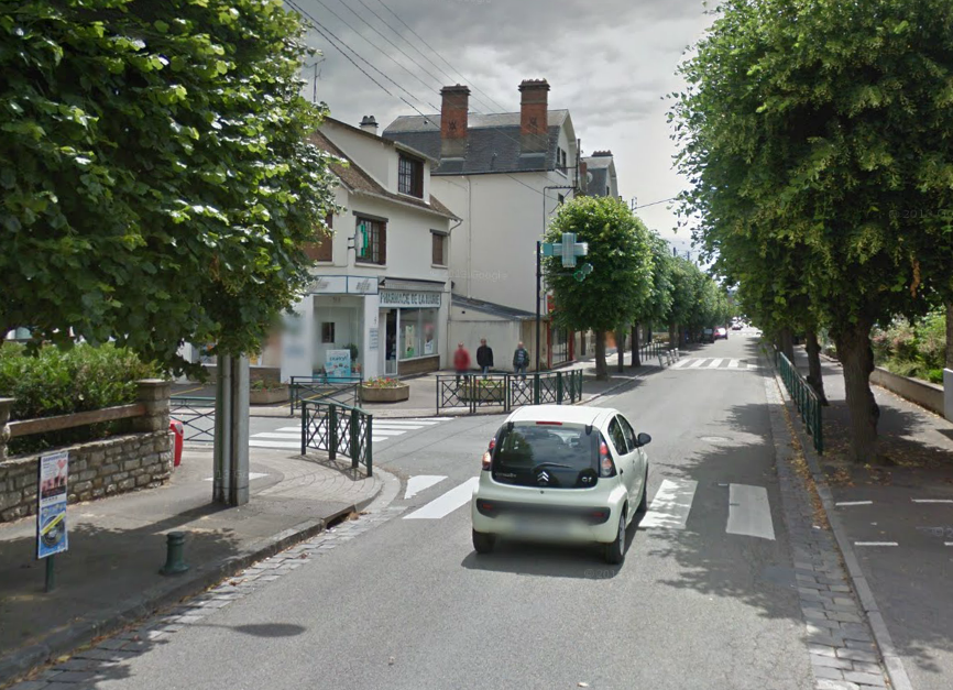 Les deux femmes étaient engagées sur le passage réservé aux piétons lorsqu'elles ont été percutées, rue Mademoiselle Dosne (Photo d'illustration)