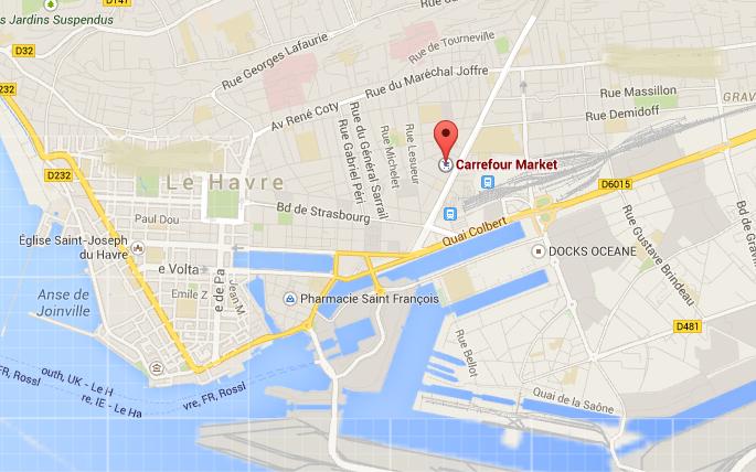 Le Havre : attaqués par deux inconnus alors qu'ils allaient déposer la recette à la banque
