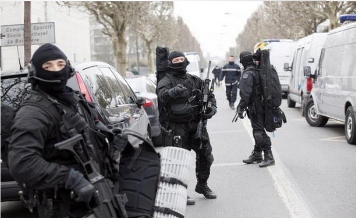 Le Raid, unité d'élite de la police nationale, a participé ce lundi matin à l'opération anti-djihadiste au Havre (Photo d'illustration)