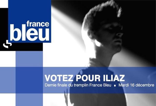 Pour donner sa chance à Iliaz, c'est maintenant qu'il faut voter !