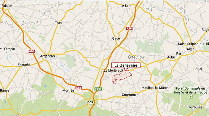 Une jeune femme de Grand-Quevilly tuée dans un accident sur une route de l'Orne