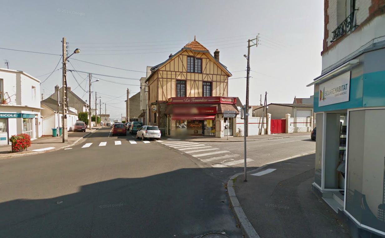 La nonagénaire traversait la chaussée sur le passage protégé lorsqu'elle a été fauchée à l'intersection des rues Rouget de l'Isle et Joseph Madec (Photo d'illustration)